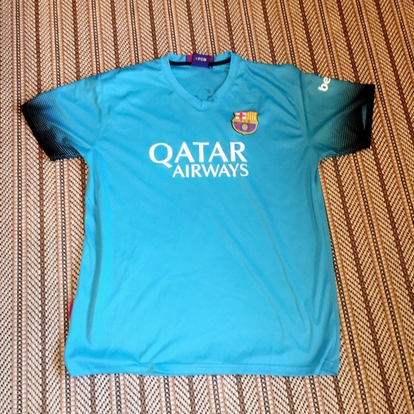 finest selection dc057 b6fc0 Luis Suarez FC Barcelona Jersey